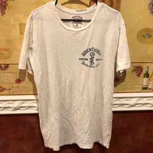 Lucky Brand burnout tee
